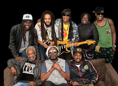 The Legendary Wailers Band Returns To Bring Its Revolutionary Sound Fans Around World Steered By Famed Bassist And Founder Aston Familyman Barrett