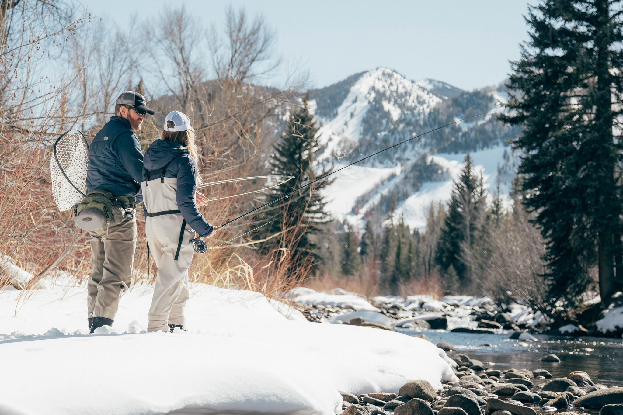 3 great reasons to go fly fishing in aspen this spring for Aspen fly fishing