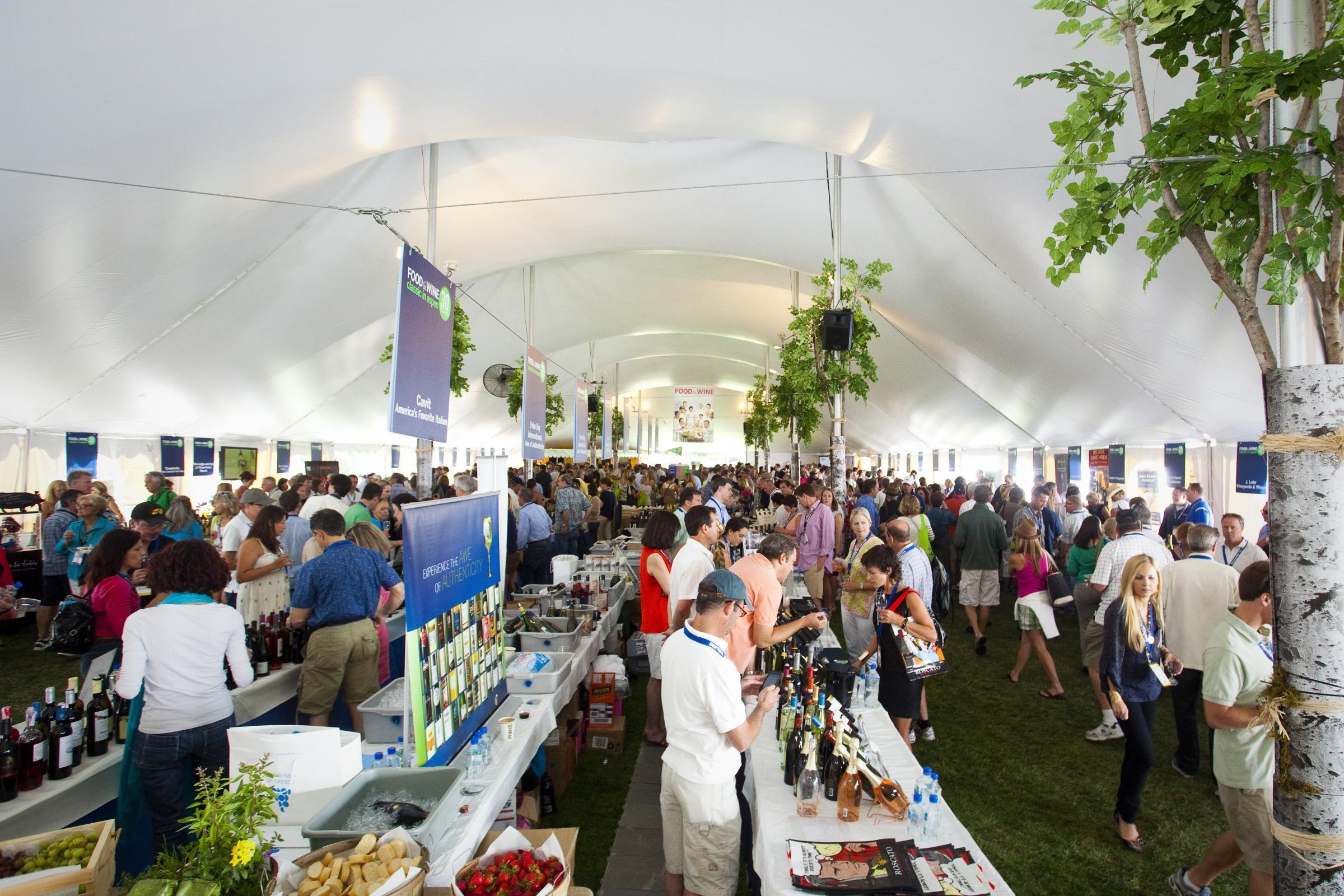 Aspen Colorado Food And Wine