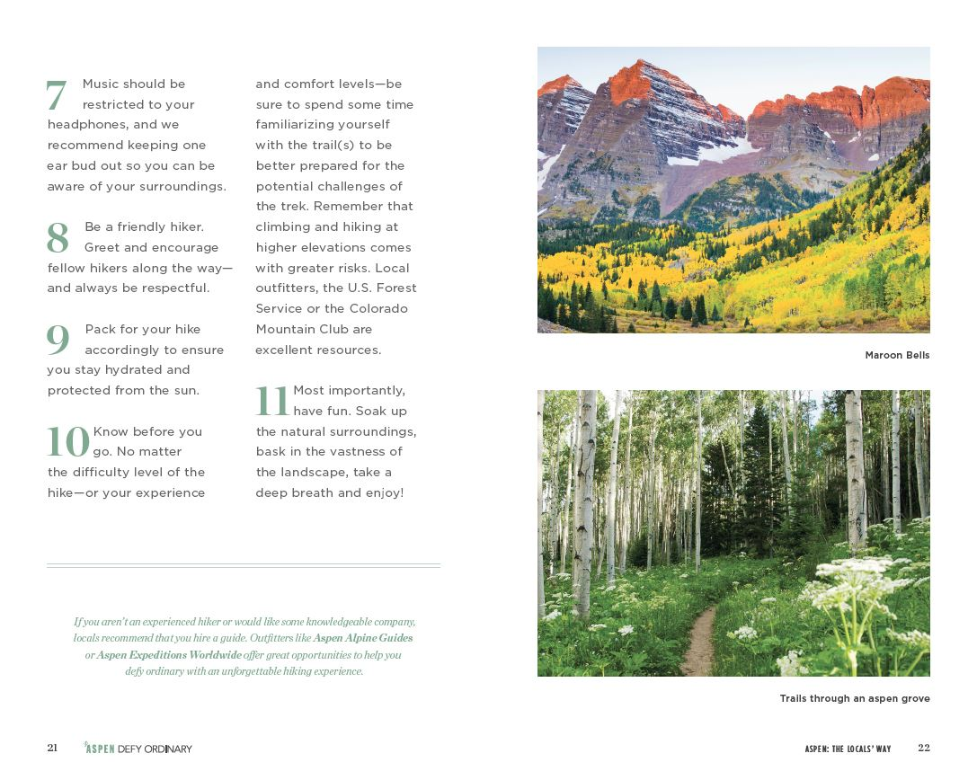 Aspen Field Guide