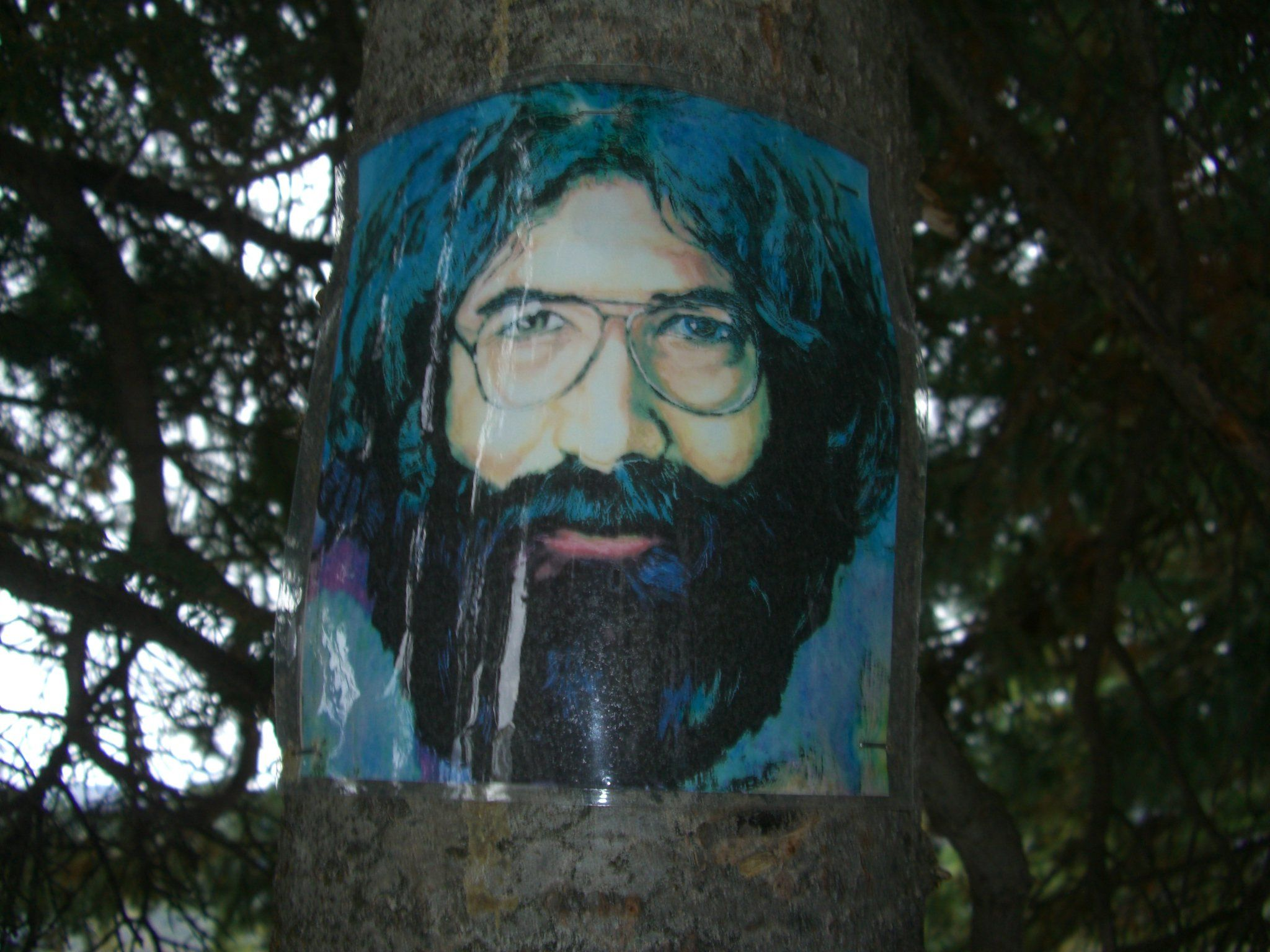 Jerry Garcia Shrine Aspen