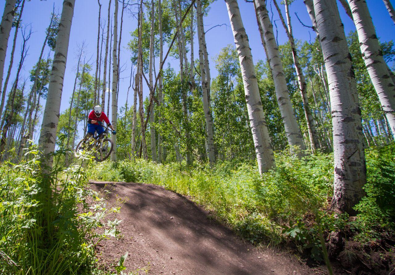 Top Mountain Biking Trails in Aspen | Aspen CO Chamber