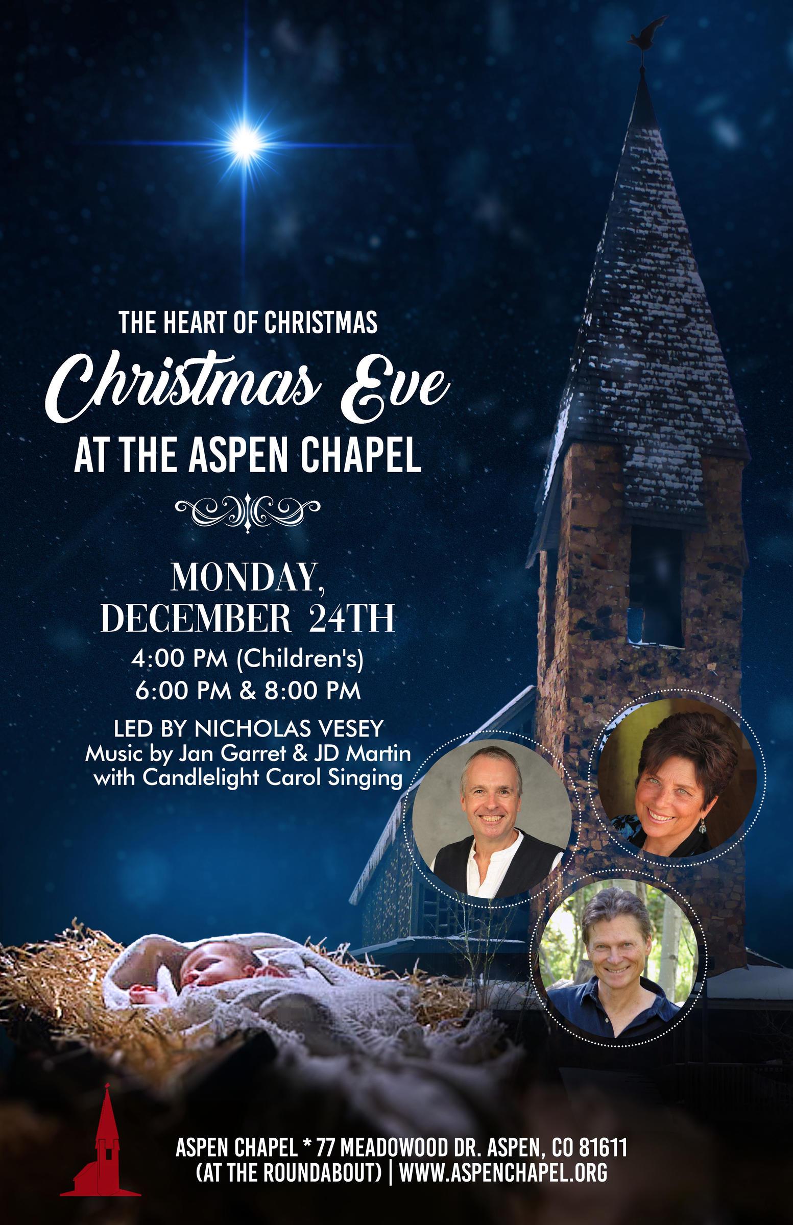 The Heart Of Christmas.Aspen Chapel The Heart Of Christmas Aspen Co Chamber