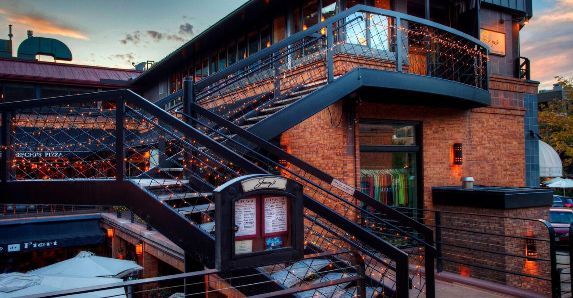 Bar Menus In Aspen Aspen Co Chamber