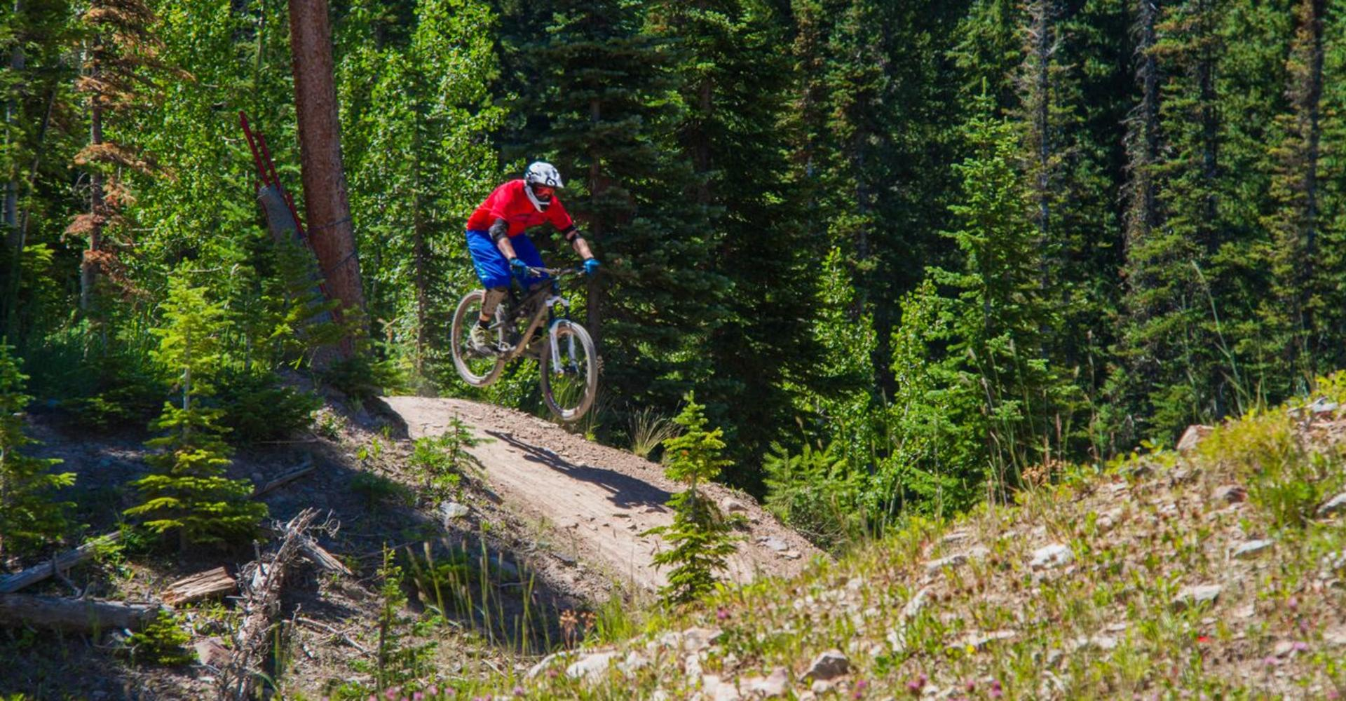 ad207131930 Bike trails in Aspen range from mild-mannered and smooth pavement to rocky  and extreme lift-accessed downhill trails. Mountain bikers will find  hundreds of ...