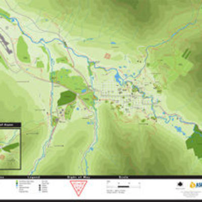 Map - city of aspen trails