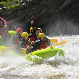 10% Off all Rafting Trips