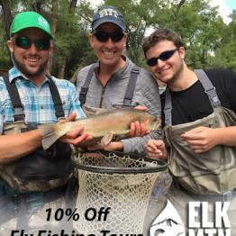 10% off Fly Fishing