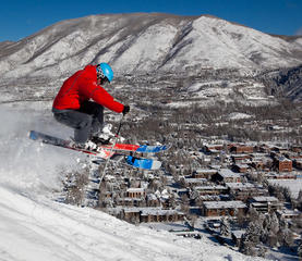 Aspen Snowmass Freeskiing Open