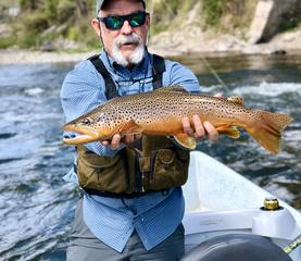 10% off Fly Fishing Trips